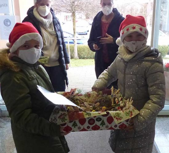 Weihnachtsüberraschung | Vivaldo GmbH